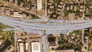 Indul a Budaörsi úti közúti csomópont építése