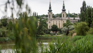 Idősek Éve a Ciszterci Szent Imre-plébánián